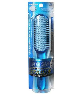 Japan buyer - 日本製IKEMOTO玻尿酸保濕護髮梳-1入