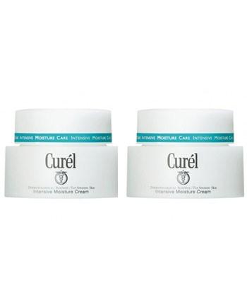 Curel - 2017週年慶 - 浸保濕深層乳霜雙罐組-1組