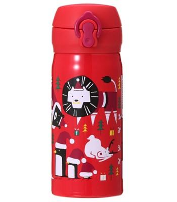 Japan buyer - 2017日本限定星巴克耶誕保溫瓶350ml-1入