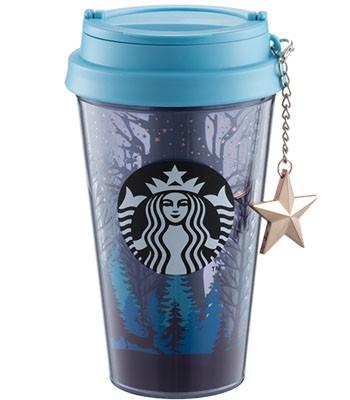 Starbucks Corporation - 12OZ森林吊飾隨行杯-1入