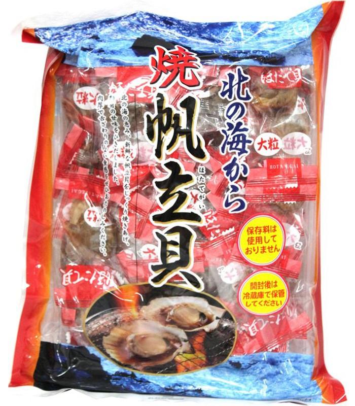 Japanese snacks - 一榮食品  調味帆立貝-450g