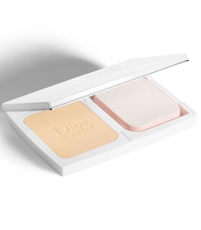 Dior - 雪晶靈透亮UV粉餅