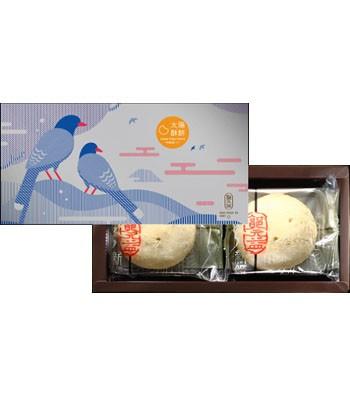 Kuo Yuan Ye - 太陽酥餅-4入