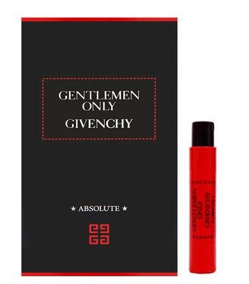 GIVENCHY - 【特惠品】 完美紳士淡香精-1ml