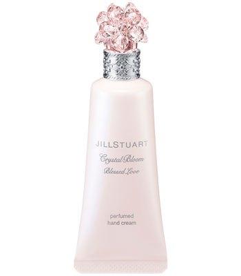 Jill Stuart (品牌85折) - 花鑽護手霜(純真愛戀)- 粉紅版-40g