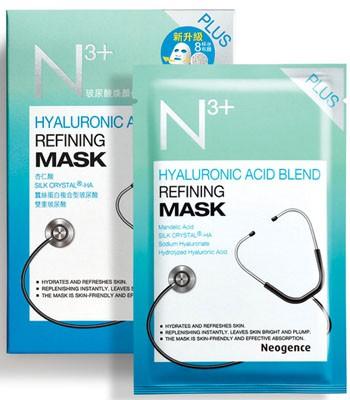 Neogence - N3+玻尿酸煥顏保濕面膜