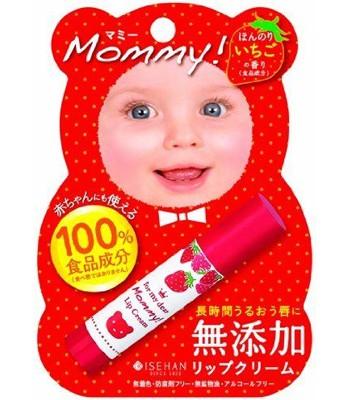 KISS ME - Mommy親子護唇膏
