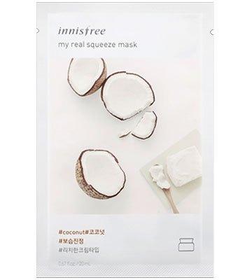 Innisfree - 我的真萃面膜