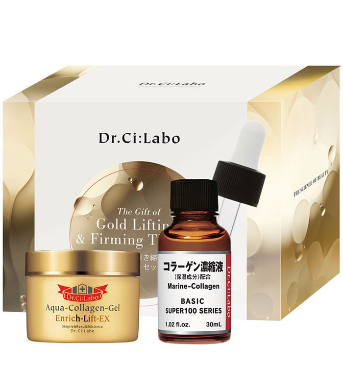 Dr.Ci:Labo - 【2017聖誕限量版】金璨聖誕禮盒-1 組