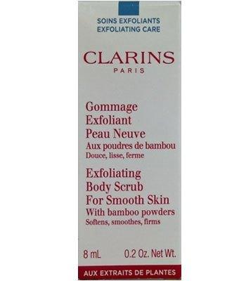 CLARINS - 【特惠品】竹子精華身體去角質霜-8ml