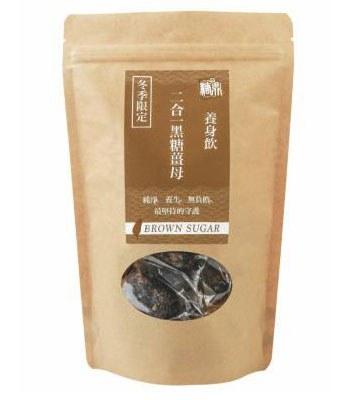 糖鼎養生黑糖磚 - 二合一黑糖薑母- 大-35gx14