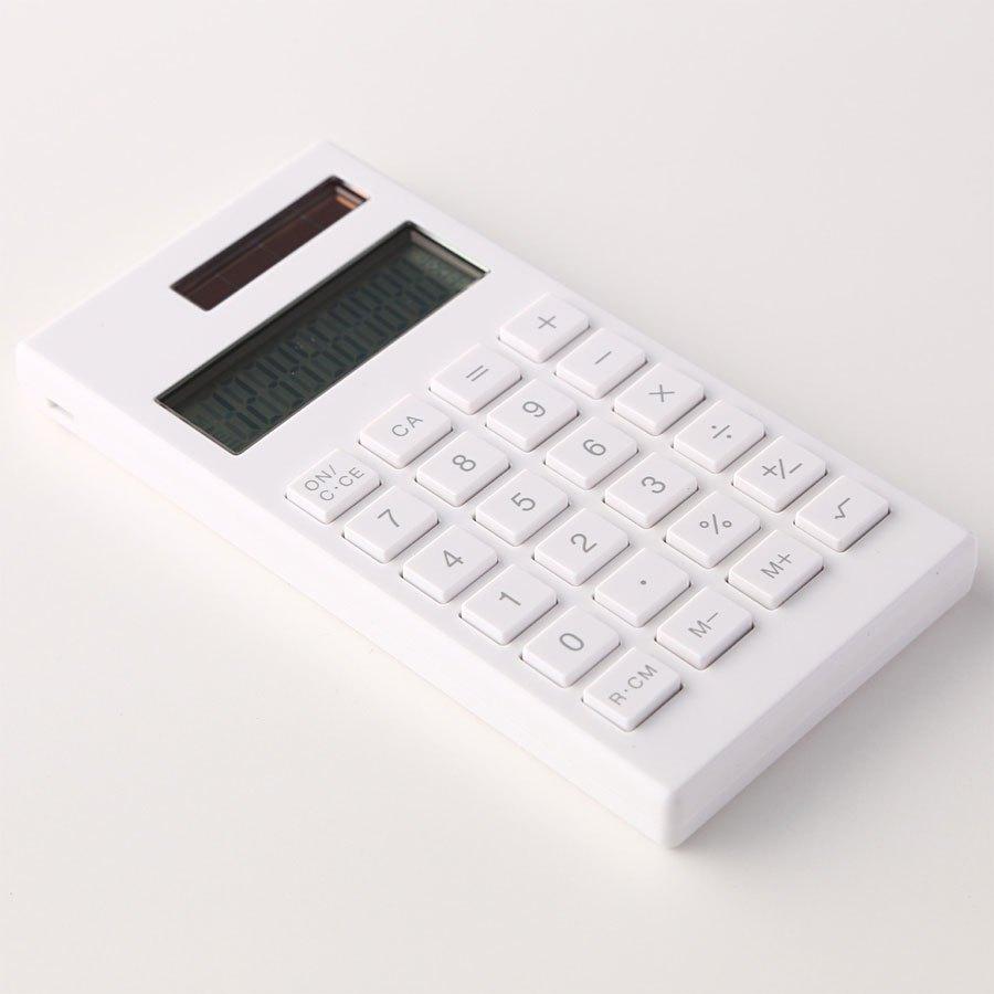 MUJI 無印良品 - 計算機/10位 - 1入