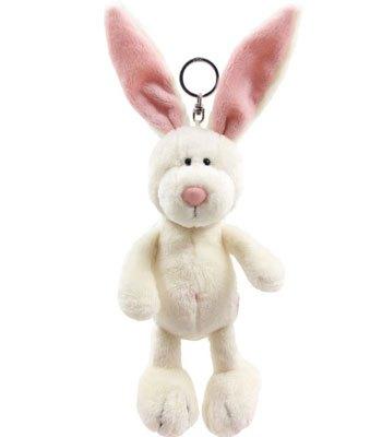 eslite - NICI拉比兔造型零錢包鑰匙圈-18X12X12CM