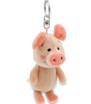 eslite - NICI小豬威比鑰匙圈-10X5X5CM
