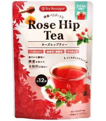 Japan buyer - Tea Boutique玫瑰蜂蜜果茶-84g