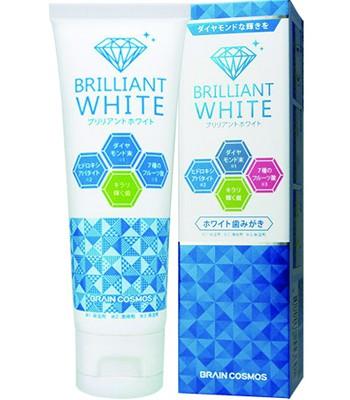 Japan buyer - BRILLIANT WHITE美白牙膏-100g