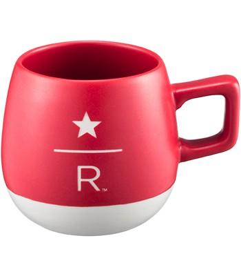 Starbucks Corporation - 8OZ RED典藏馬克杯-1入