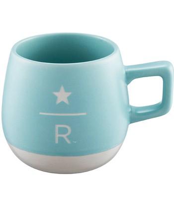 Starbucks Corporation - 8OZ BLUE典藏馬克杯-1入