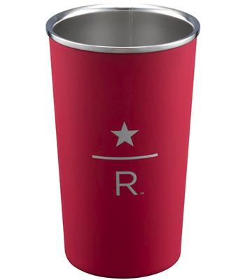 Starbucks Corporation - 12OZ RED典藏不鏽鋼杯-1入