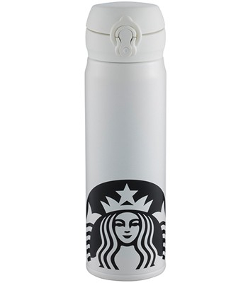 Starbucks Corporation - 500ML JNL-SGWH女神隨身瓶-1入
