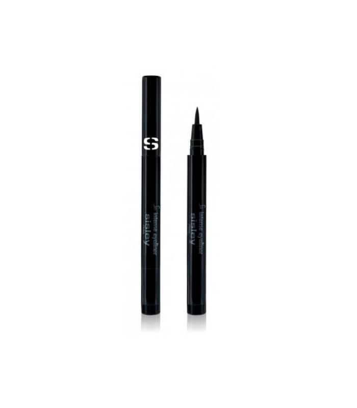 Sisley - 再生精華絨密眼線液-濃黑色-1ml