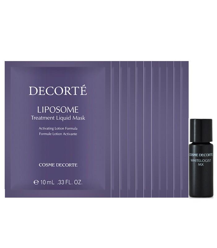 COSME DECORTE (品牌85折) - 【特惠品組合】淡斑修護面膜超值組-1組