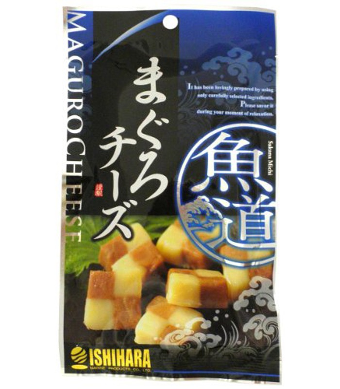 MyHuo Recommended Snacks - 鮪魚起司塊-41g
