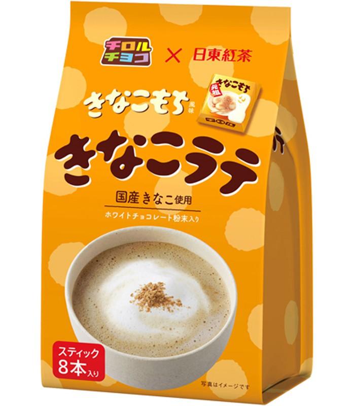 Japanese snacks - 日東黃豆拿鐵-8入