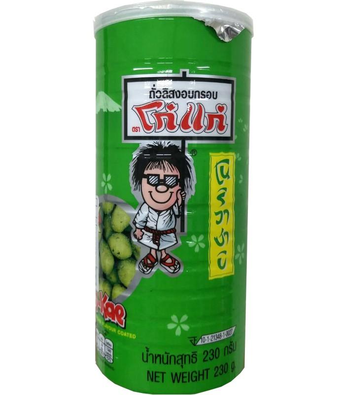 異國零食 - 泰國大哥花生豆-海苔芥末-230g