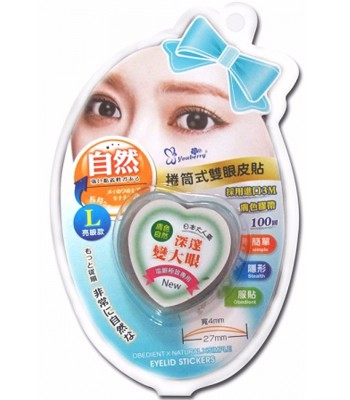 Youberry - 3M捲筒式雙眼皮貼