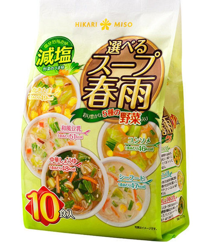 異國零食 - 減鹽綜合冬粉-10包入