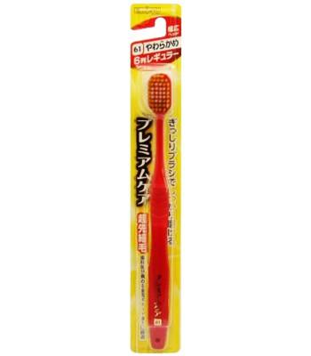 MYHUO LifeStyle - 超纖細雙倍植毛寬頭牙刷(軟)-隨機挑色-1入