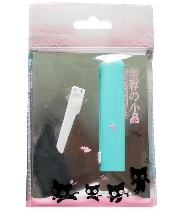 MYHUO LifeStyle - MUSE 替換式修眉刀-1入