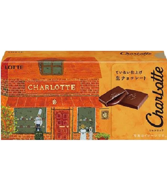 LOTTE - 樂得巧克力-巧克力-68.4G