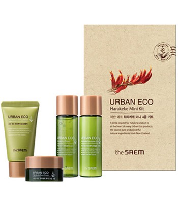 the saem - Urban Eco Harakeke 4件旅行組-1組