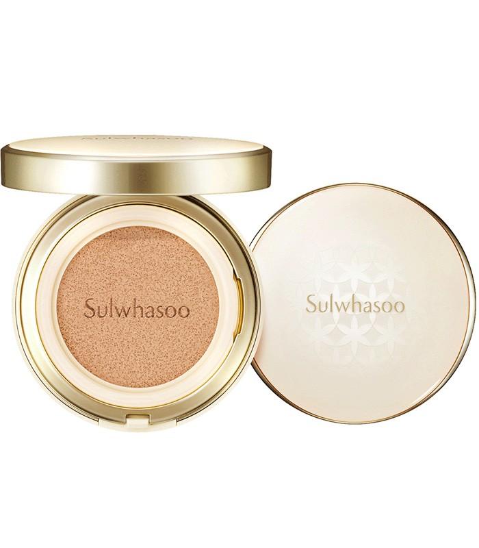 sulwhasoo - 完美瓷肌氣墊粉霜