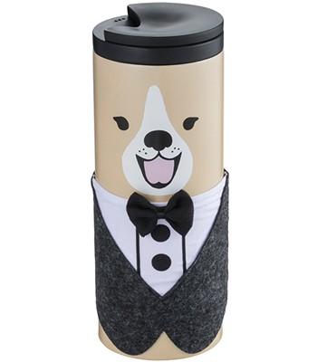 Starbucks Corporation - 12OZ旺旺來福不鏽鋼杯-1入