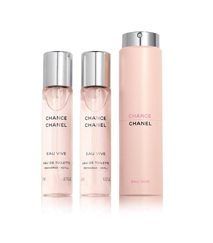 CHANEL - 橙光輕舞隨身淡香水-隨身瓶-3x20ml