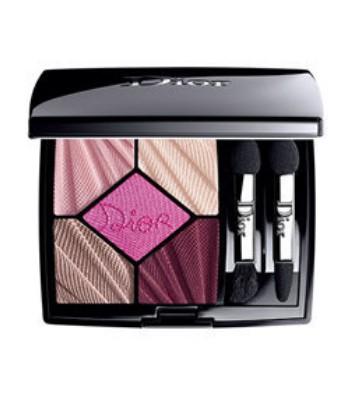Dior - 經典五色眼影-#887-6g