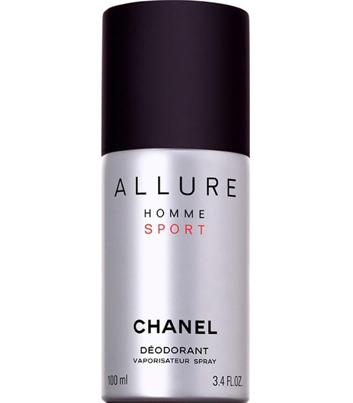 CHANEL - ALLURE男性運動噴式體香劑-100ml