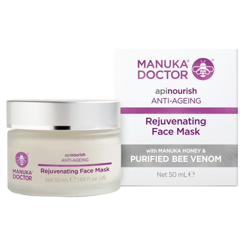 HongKong_buyer - MANUKA DOCTOR -蜂毒神奇面膜-50ml