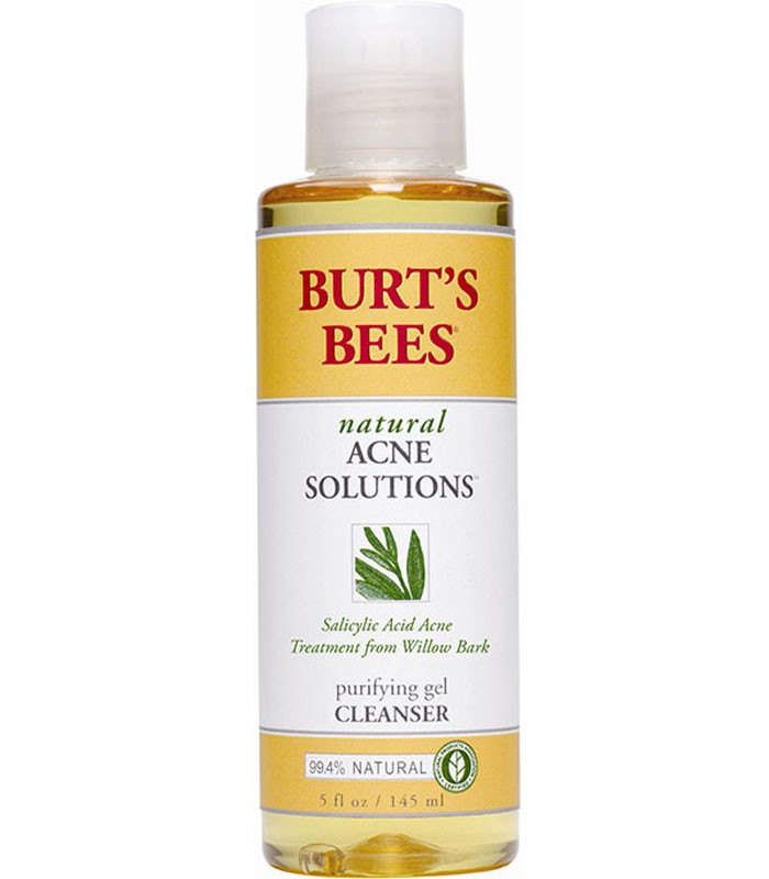 BURT'S BEES - 清痘夫潔顏凝膠-145ml