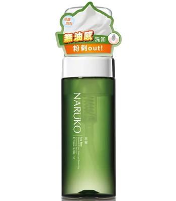 NARUKO - 茶樹粉刺快閃洗卸兩用慕絲-150ml