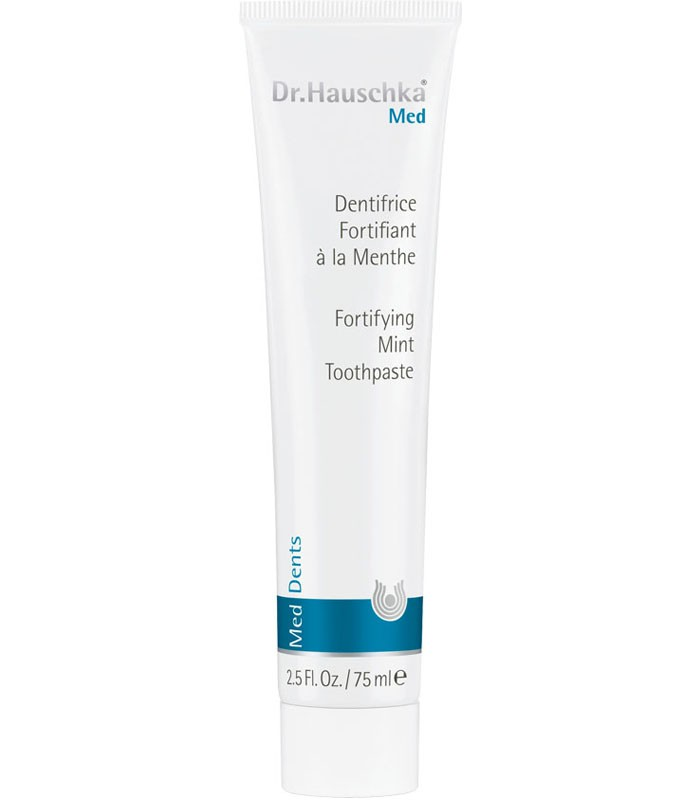 Dr.Hauschka - 健齒牙膏-強化薄荷-75ml