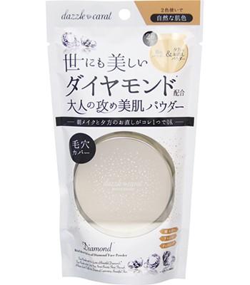 Japan buyer - DAZZLE CARAT克拉小姐鑽石雙色美肌保濕粉餅