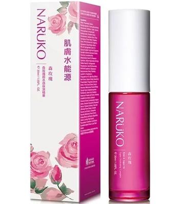 NARUKO - 森玫瑰超水感保濕精華-30ml
