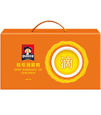 QUAKER - 桂格滴雞精禮盒-52mlX9