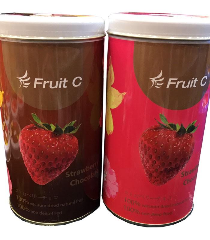 台灣好滋味 - 馬湛農場 草莓粉巧克力-9入/盒