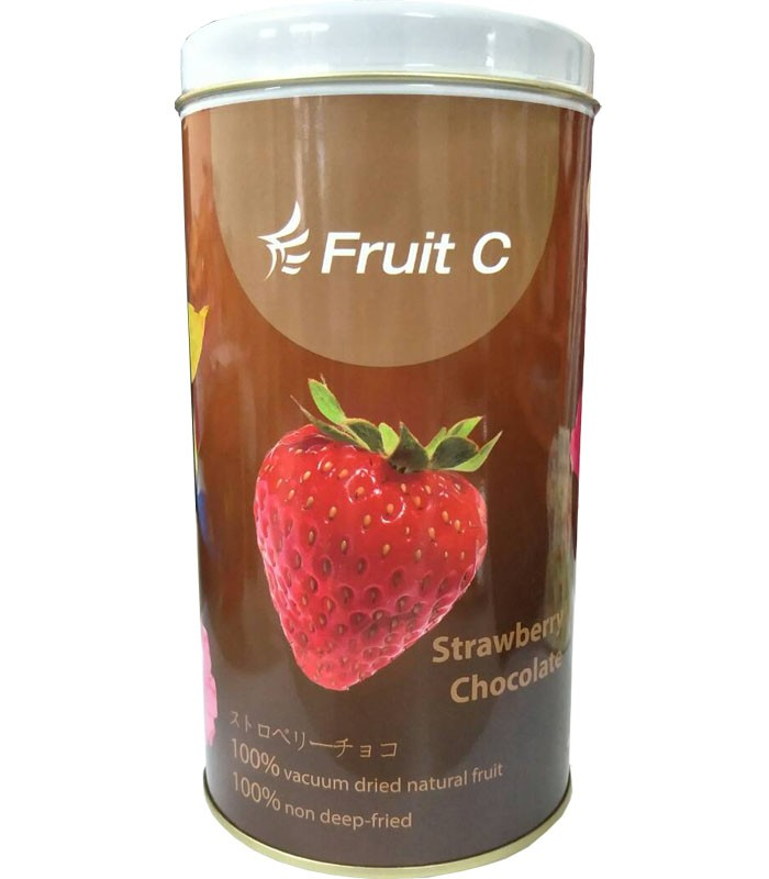台灣好滋味 - 馬湛農場 草莓黑巧克力-9入/盒