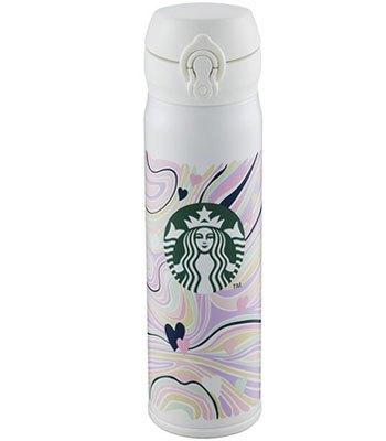 Starbucks Corporation - 500ML 濃情愛心隨身瓶-1入